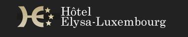 L'hôtel Elysa-Luxembourg