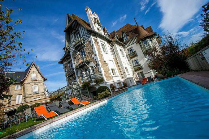 Cadeau Villa Augeval H U00f4tel  U0026 Spa Deauville   Rituel Du