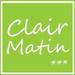 Hôtel Clair Matin ***