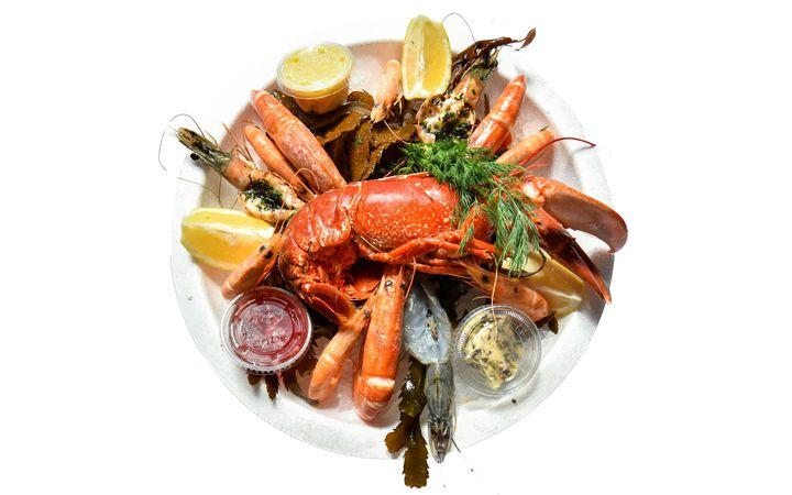 Le Crustacés